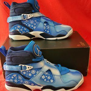NWT Nike Air jordan 8 retro GS Girls size 6